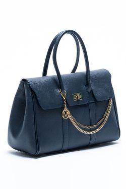 Сумка MANGOTTI BAGS                                                                                                              синий цвет