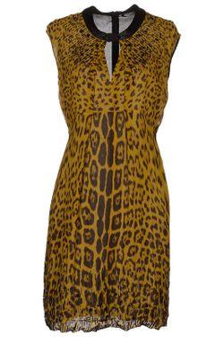 Платье Roberto Cavalli                                                                                                              зелёный цвет