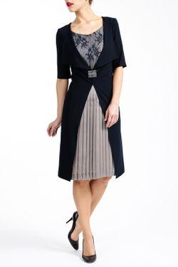 Платье Paola Collection                                                                                                              бежевый цвет