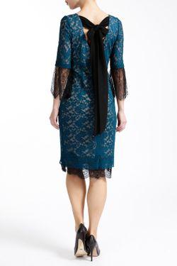 Платье Paola Collection                                                                                                              чёрный цвет