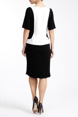 Платье Paola Collection                                                                                                              белый цвет