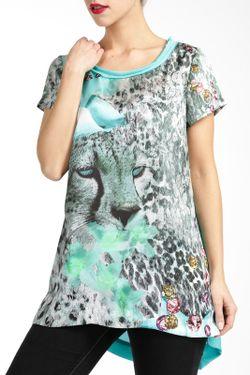 Блузка Paola Collection                                                                                                              многоцветный цвет