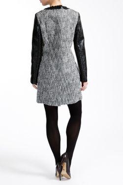 Пальто Paola Collection                                                                                                              черный цвет