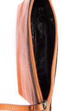 Мини Сумка La martina                                                                                                              оранжевый цвет