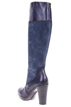 Сапоги Roberto Botella                                                                                                              синий цвет