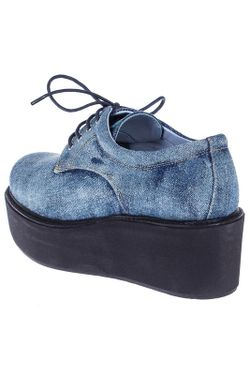 Туфли Roberto Botella                                                                                                              синий цвет