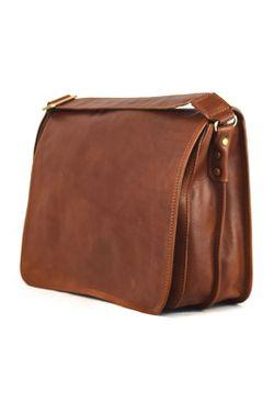 Портфель SANTO CROCE                                                                                                              коричневый цвет