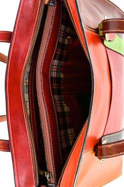 Сумка SANTO CROCE                                                                                                              многоцветный цвет