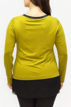 Блузка Exline                                                                                                              желтый цвет