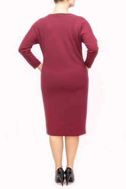 Платье Exline                                                                                                              красный цвет