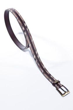 Ремень Gazoil                                                                                                              коричневый цвет