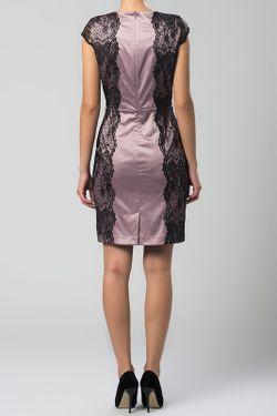 Платье Sassofono Club                                                                                                              фиолетовый цвет
