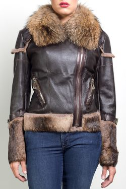 Куртка Giorgio                                                                                                              коричневый цвет
