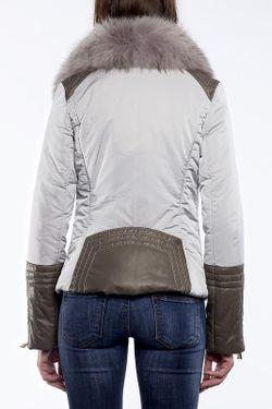 Куртка Giorgio                                                                                                              зелёный цвет
