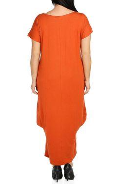 Платье Milanesse                                                                                                              оранжевый цвет