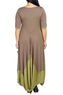 Платье Milanesse                                                                                                              серый цвет