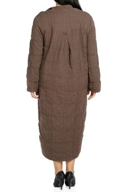 Пальто Milanesse                                                                                                              коричневый цвет