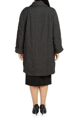 Пальто Milanesse                                                                                                              серый цвет