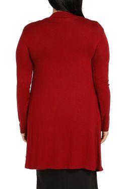 Кардиган Milanesse                                                                                                              красный цвет