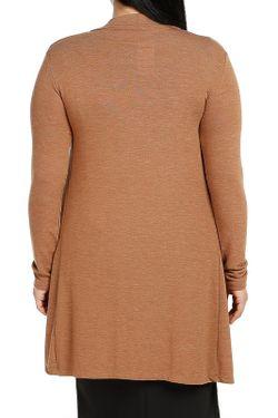 Кардиган Milanesse                                                                                                              коричневый цвет