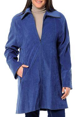 Пальто Milanesse                                                                                                              синий цвет