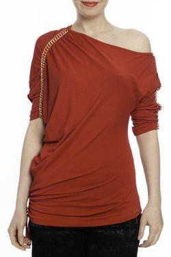 Блузка Milanesse                                                                                                              оранжевый цвет