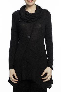 Туника Milanesse                                                                                                              чёрный цвет