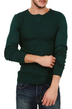 Джемпер LET'S GO                                                                                                              зелёный цвет