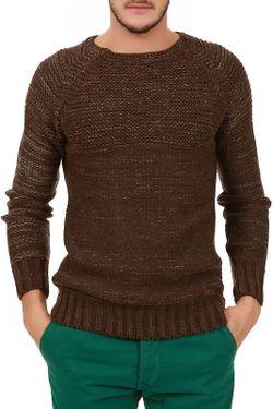 Джемпер LET'S GO                                                                                                              коричневый цвет