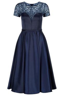 Платье Dynasty                                                                                                              синий цвет