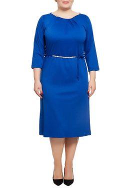 Платье Rebecca Bella                                                                                                              синий цвет