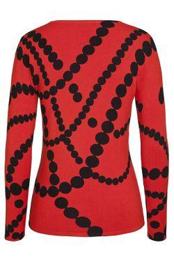Пуловер IMAGINI                                                                                                              чёрный цвет