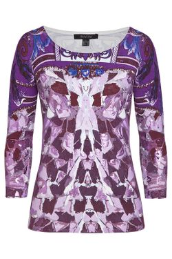 Пуловер IMAGINI                                                                                                              фиолетовый цвет
