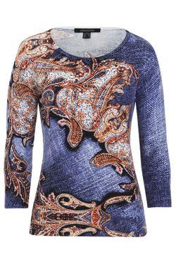 Пуловер IMAGINI                                                                                                              коричневый цвет