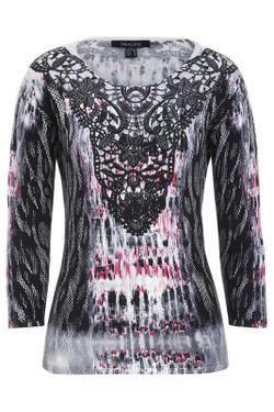 Пуловер IMAGINI                                                                                                              розовый цвет