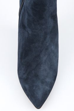 Ботильоны Roberto Botticelli                                                                                                              синий цвет