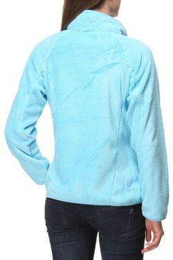 Толстовка Geographical norway                                                                                                              голубой цвет