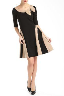 Платье MBYMAIOCCI                                                                                                              чёрный цвет