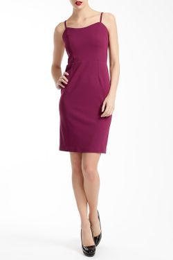 Платье MBYMAIOCCI                                                                                                              фиолетовый цвет