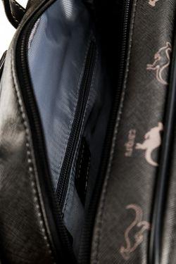 Сумка Canguru                                                                                                              черный цвет