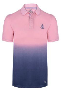 Рубашка-Поло Giorgio Di Mare                                                                                                              розовый цвет