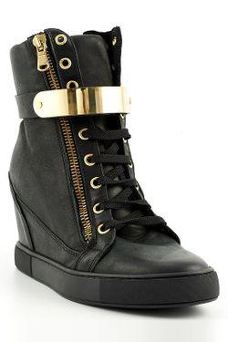 Ботинки J.FRY                                                                                                              черный цвет