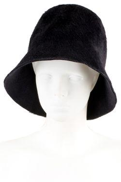 Шляпа Dolce & Gabbana                                                                                                              черный цвет