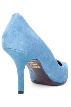 Туфли MARCO BARBABELLA                                                                                                              синий цвет