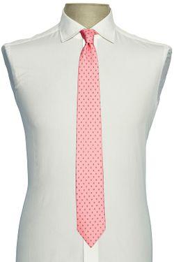 Галстук BELSIRE MILANO                                                                                                              розовый цвет