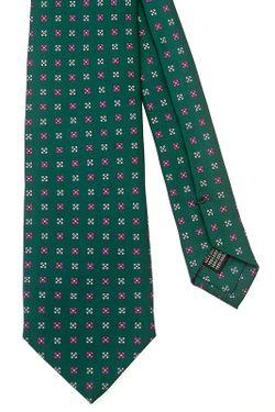 Галстук BELSIRE MILANO                                                                                                              зелёный цвет