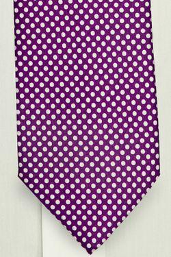 Галстук BELSIRE MILANO                                                                                                              фиолетовый цвет