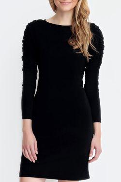 Платье Troll                                                                                                              чёрный цвет