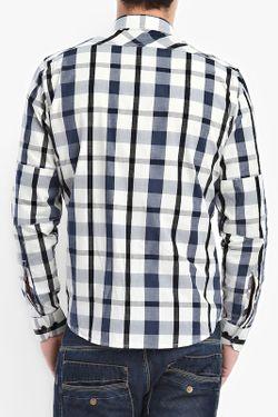 Рубашка Troll                                                                                                              серый цвет