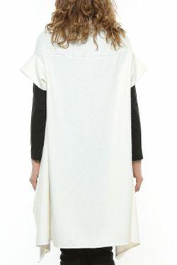 Пончо Ki6 collection                                                                                                              белый цвет